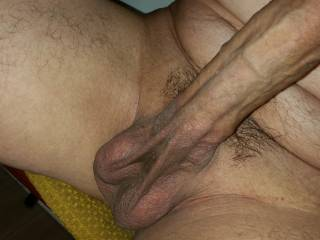 heavy balls and stiff shaft for mature ladies