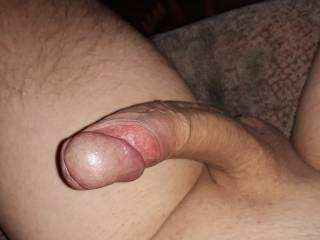 Horny as hell, who wants to have a seat on my hard throbbing cock?