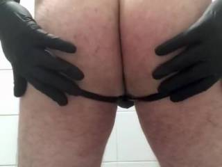 Do you think these gloves will stop the spread of the anus 😈