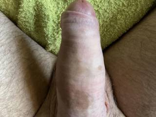 This is my thick penis