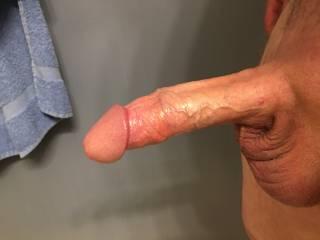 Clean dick. Needs sucked.