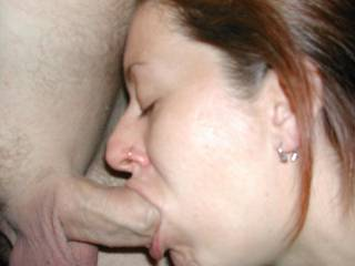 Isn\'t she a good little cock sucker