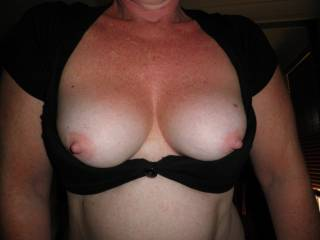 Tits nipples boobs