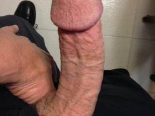 very very nice, looks so good!! wish I could have every inch inside my wet pussy!! x Debbie x