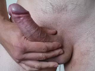 Just about to insert this inside my friends pussy while her boyfriend watches!!!