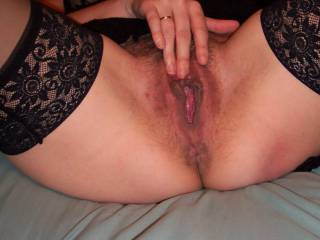 I love playing with my clit when I get horny