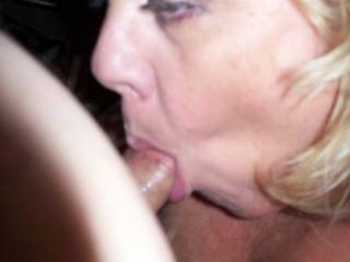 Mrs Daytonohfun getting me hard so I can fuck her as her hubby watched in a hotel room