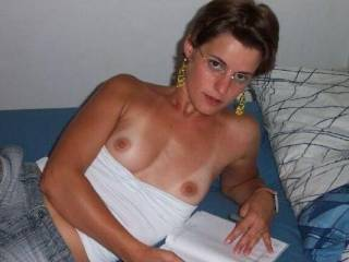 As you know Jenn, You are the sexiest and hottest woman on zoig!!! let me suck and nibble on those perfect nipples, then rub the head of my hard throbbing cock over them, and cover them with my precum. Now lets lick them together