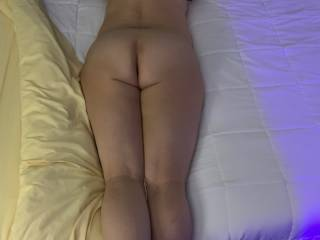 Ready to take some cock!
