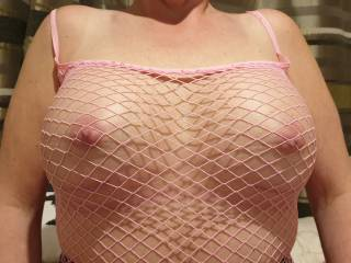 Wifes new tits