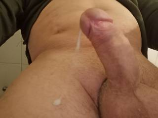 My dick cum