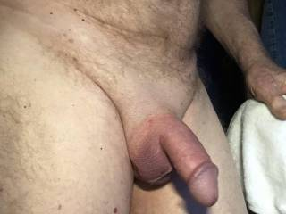 Just had an orgasm.