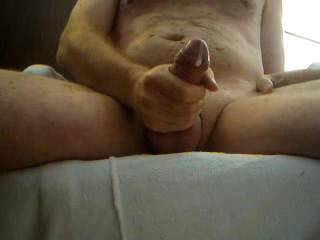 Great cumstrokes , makes so horny. Your balls and dick are looking great. Thanks for showing me. armani