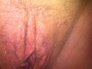 That's a really inviting pussy! It makes my cock crazy hard just to think about fucking your pussy and make you cum!