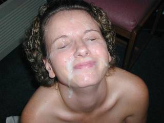 a friend for a long time decided she wanted to give me a blowjob and let me give her a facial. kinda weird but i wasnt gonna argue. a little hard to see eachother after i covered her face but im sure it will pass..