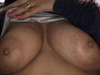 Who wants to cum on those for my wife?? Send private message of the mess you make !