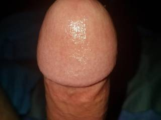Is this a nice cock head?