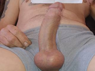 Enjoy Showing My Cock
