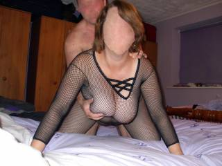 I need to be in the front with my cock in her mouth................  Basil