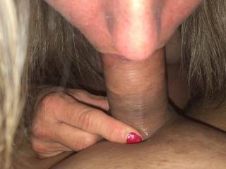She give the best head. Total hot wife