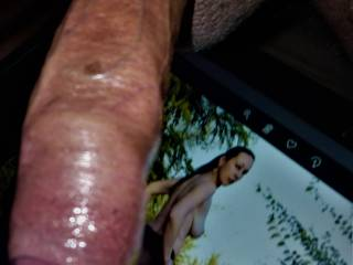 she like my hard cock on her pics … next one for you ?