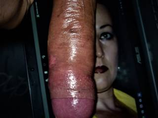 wanne see my hard cock in your face ?