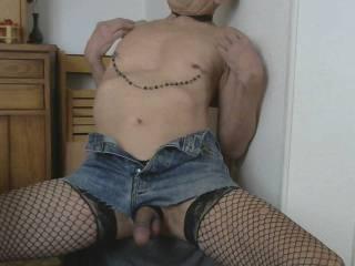 I am a male whore !