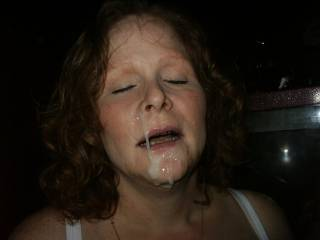 I am a gig cum facial fan...and have seen thousands....this one is one of the best ever facial series I have ever seen...well done darlin...keep up the good work