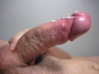 nice thick cock love the big head