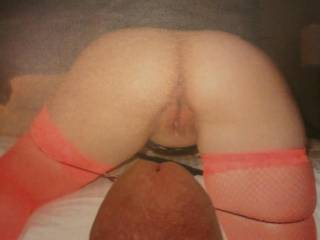 Tribute requested by outlaw. Very sexy ass!!!