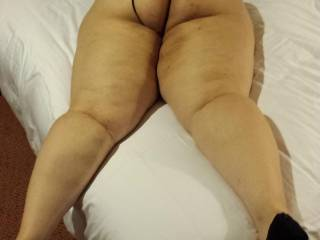 I'd love to part her awesome ass cheeks & then slide my fat stiff cock all the way up her asshole until my balls smack into those cheeks of hers. I would then give her long slow stokes & try & last as long as possible before blasting the biggest load of my life deep inside her.