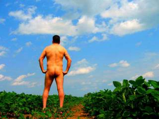 Love being naked outside... love the way the sun and wind feel on my body. Would love to meet other nudists.