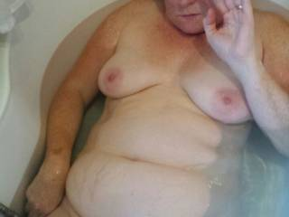 Does anyone want to share my friends mature bbw