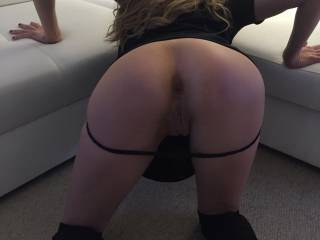 now  you can lick my ass then fuck me hard please