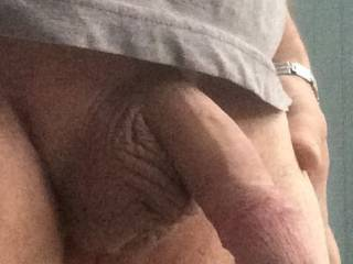 My dick ready for you