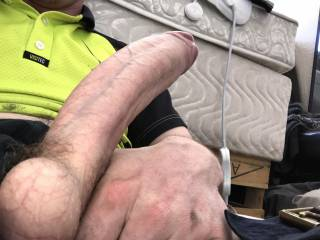 Wish someone would come blow my cock
