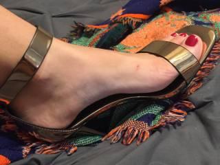 Sexy new high heels