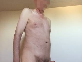 You raise your arm and wrap ypur fingers around my flaccid cock and within moments...