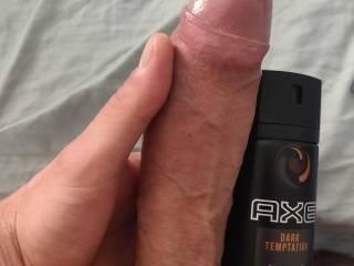 Thick white cock