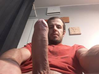 Selfie with my dick