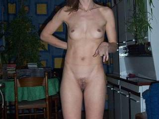 Nicely slender body perfect little tits,,,Uhhh