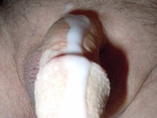Ohhhh, what a delicious cock.  I'd love to be sucking on it and tasting your cocks cream.  I would enjoy swallowing your cock and all of your gooey warm cum.  MILF K