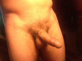 Love to take that cock in my mouth working it deep, head pushing into my throat...balls on my chin feeling you cum hitting deep in the back of my throat