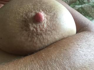 I Love to for hrs and I would lick on that beautiful nipples like you will want me two and love to cum all over them to and let you fill how hot and how much cum them will get