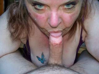 She loves to suck cock.  She wants to suck yours.