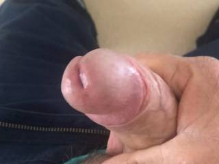 my cock  - wanking to my Mrs Squeezeit  -who\'s done that? many A times