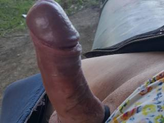 Horny in the Great Outdoors Again!