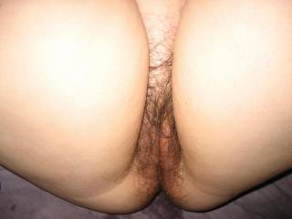 Please lick my hairy pussy