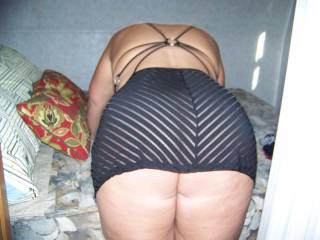 Stacy\'s nice plump ass for the taking