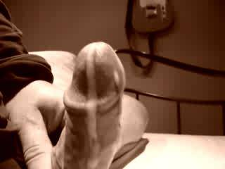 why did you waste ity by jerkin it. I would have sucked it dry. Nice cum shot